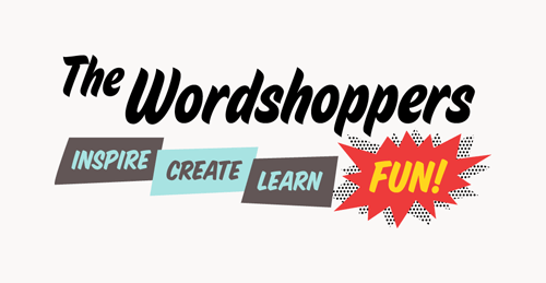 The Wordshoppers logo